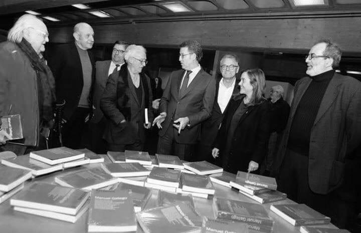 Presentation of Archives 5: Manuel Gallego
