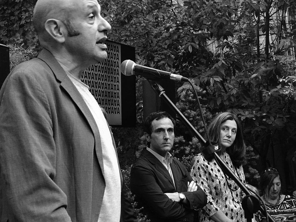 Carlos Quintáns + Flores & Prats presentation Archives 1