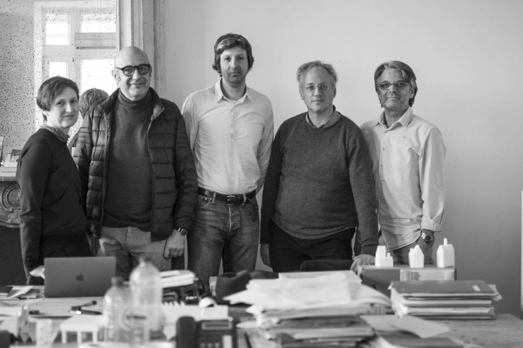 Carlos Quintans + Juan Rodríguez in advvt's studio