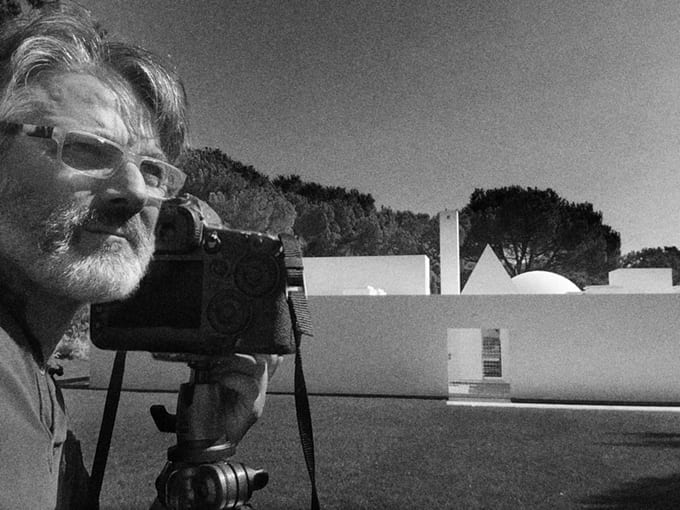 "Juan Rodriguez shooting ""Quinta do Lago"""